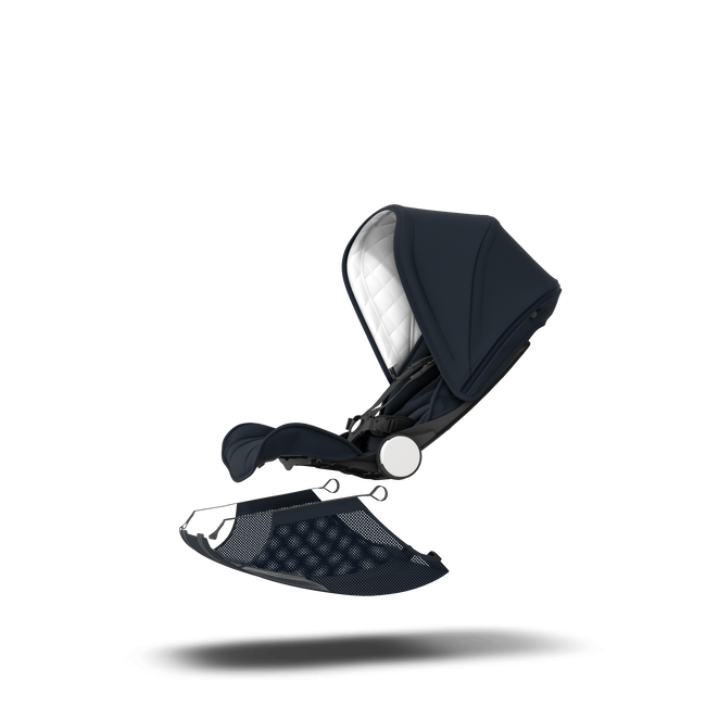 Bugaboo Bee5 Classic style set complete AU DARK NAVY
