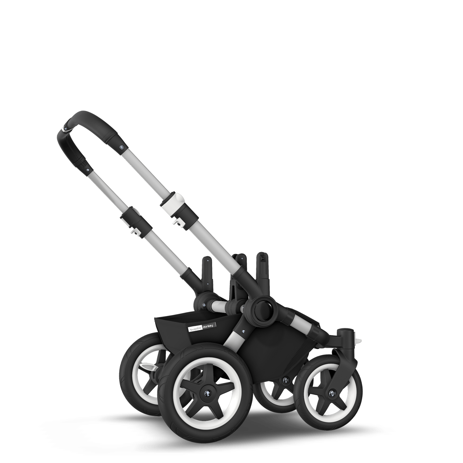 EU - D2T stroller bundleTrack, ALU (OLD)