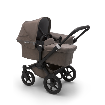 PP Bugaboo Donkey3 Mineral mono complete BLACK/TAUPE