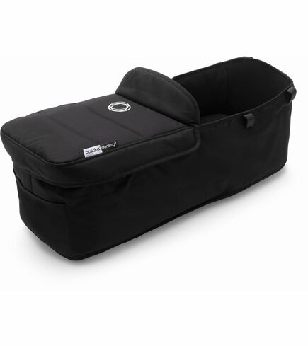 Donkey 3 carrycot fabric complete | UK | Black