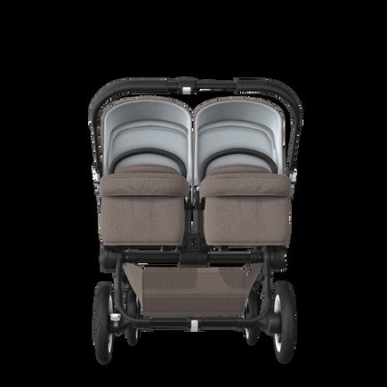 US - D2T stroller bundle black, mineral taupe