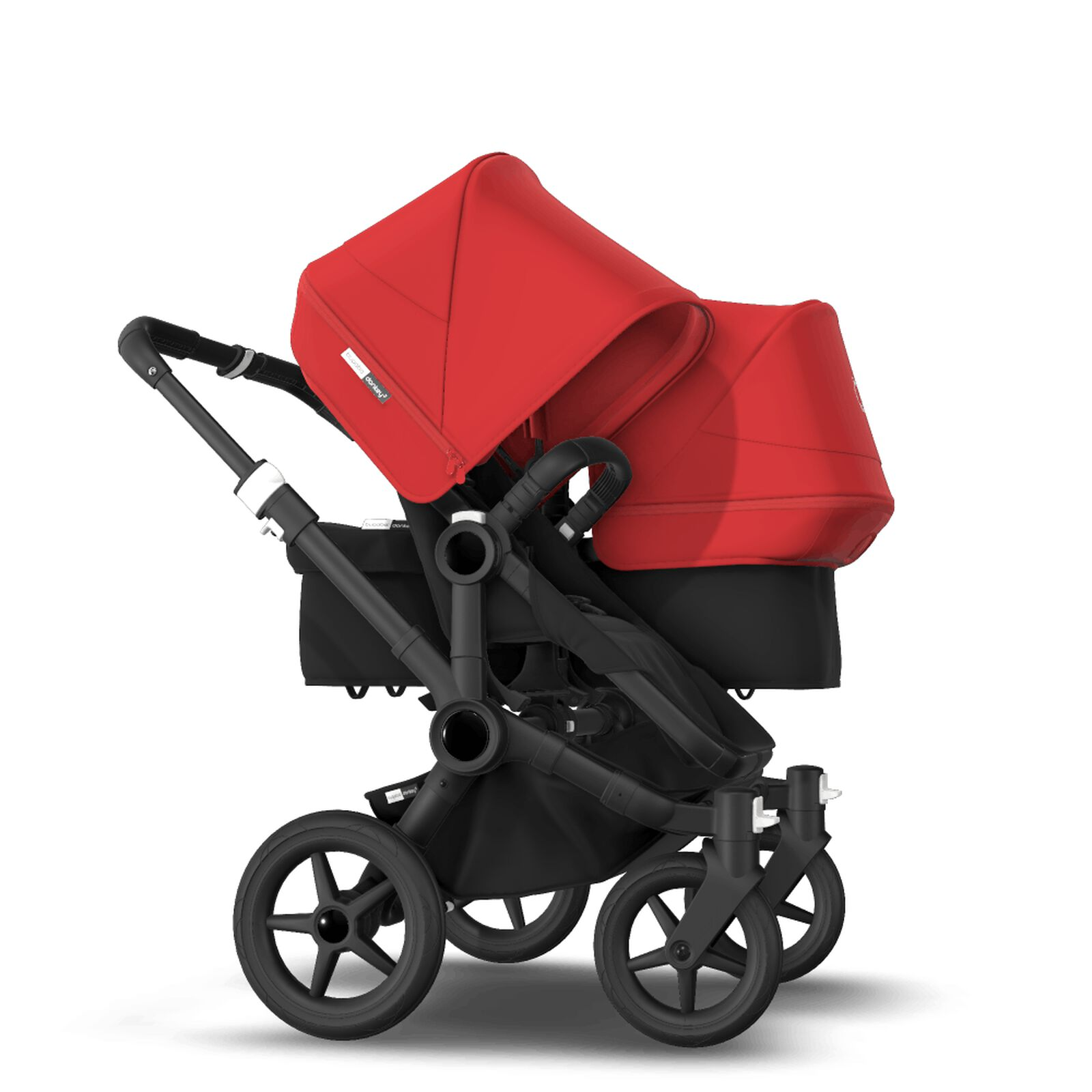 Bugaboo Donkey 3 Duo carrycot and seat pushchair
