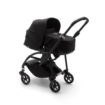 Bugaboo Bee 6 carrycot and seat pushchair