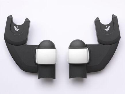 Bugaboo Fox/Lynx adapter for Maxi Cosi car seat US