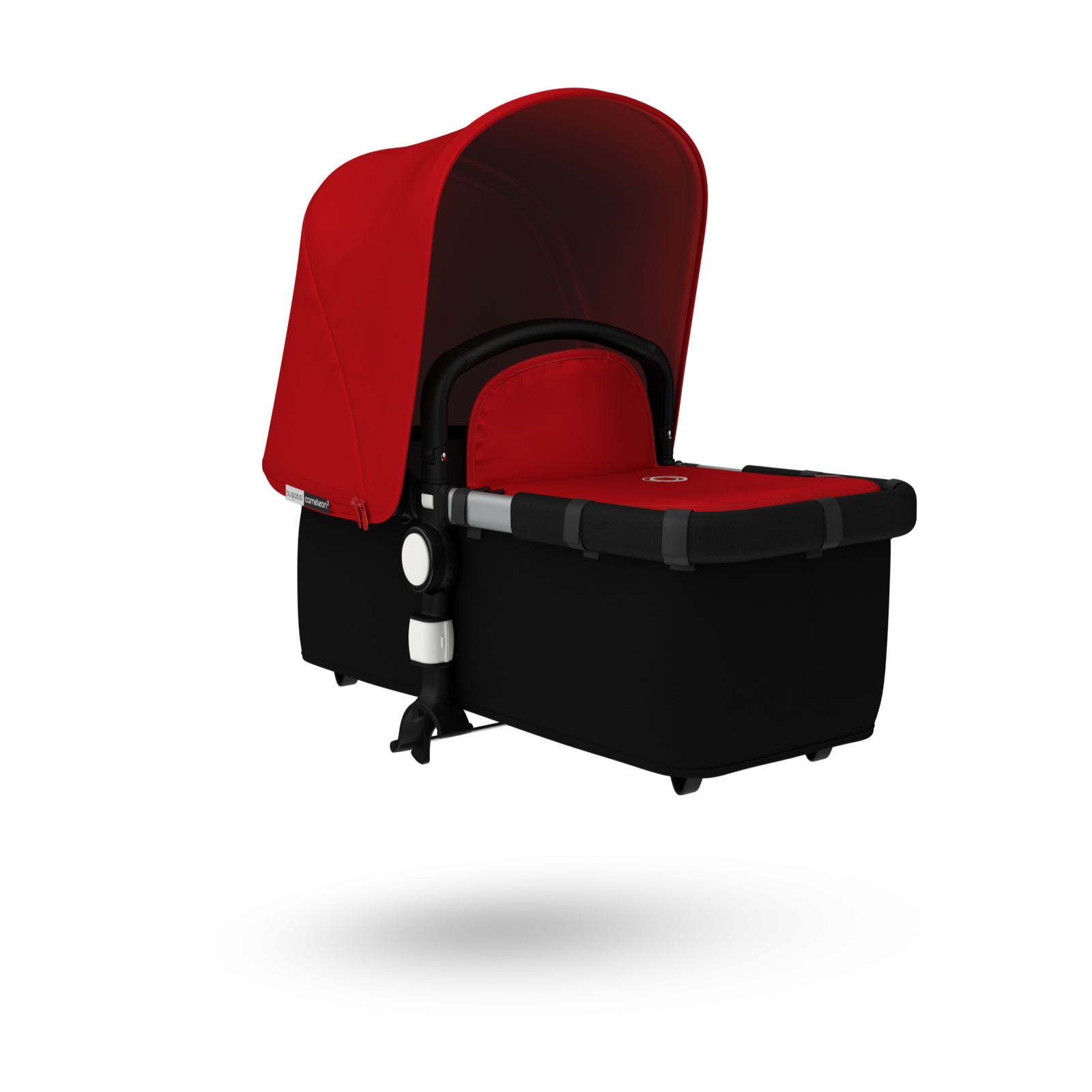 Bugaboo Cameleon3 tailored fabric set RED (ext)