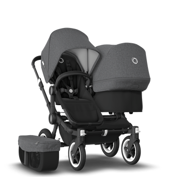 ASIA - D2D stroller bundleASIA Black/Grey