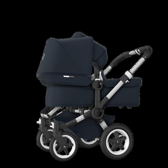 US - D2D stroller bundleClassic DN, ALU