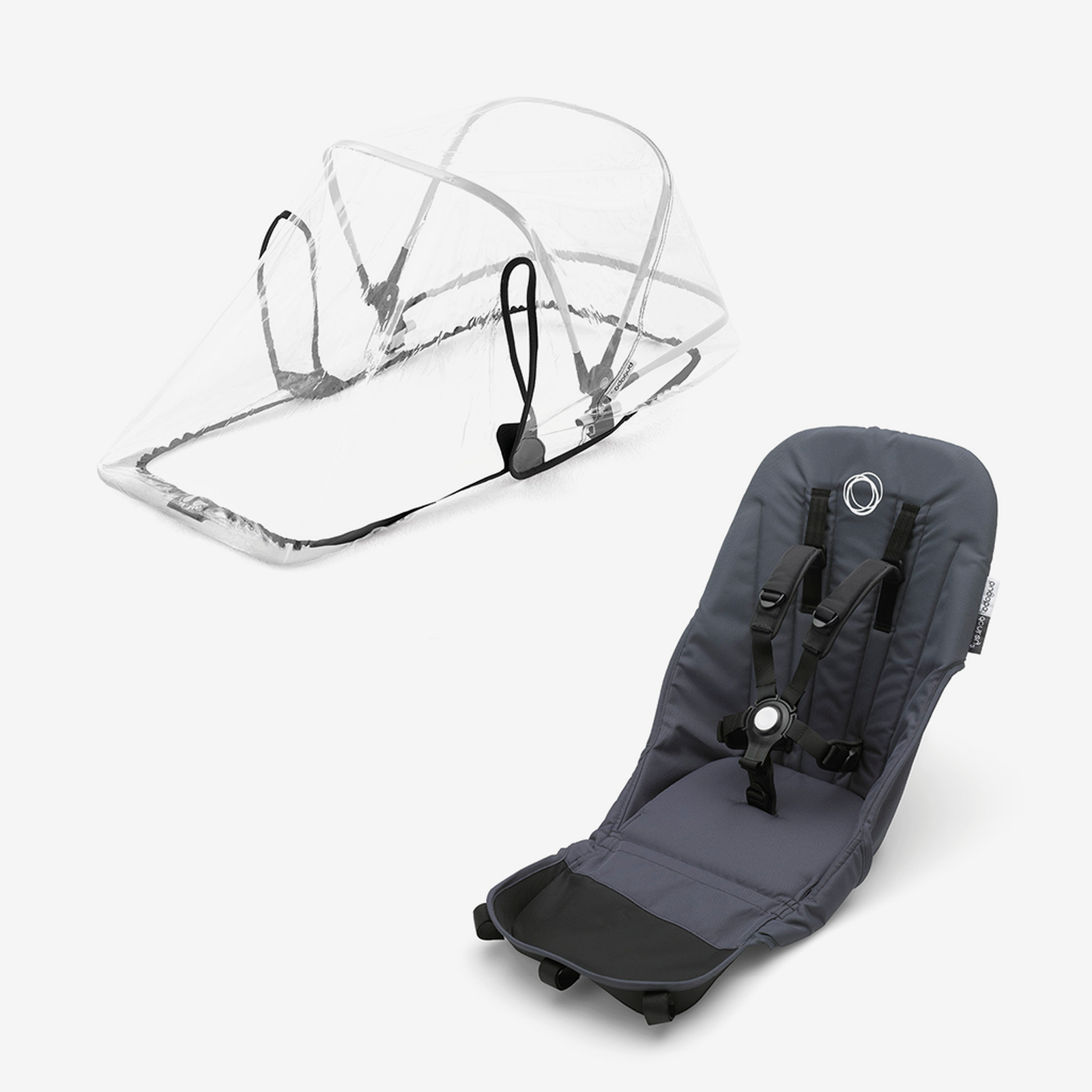Bugaboo Donkey 2 duo fabric set