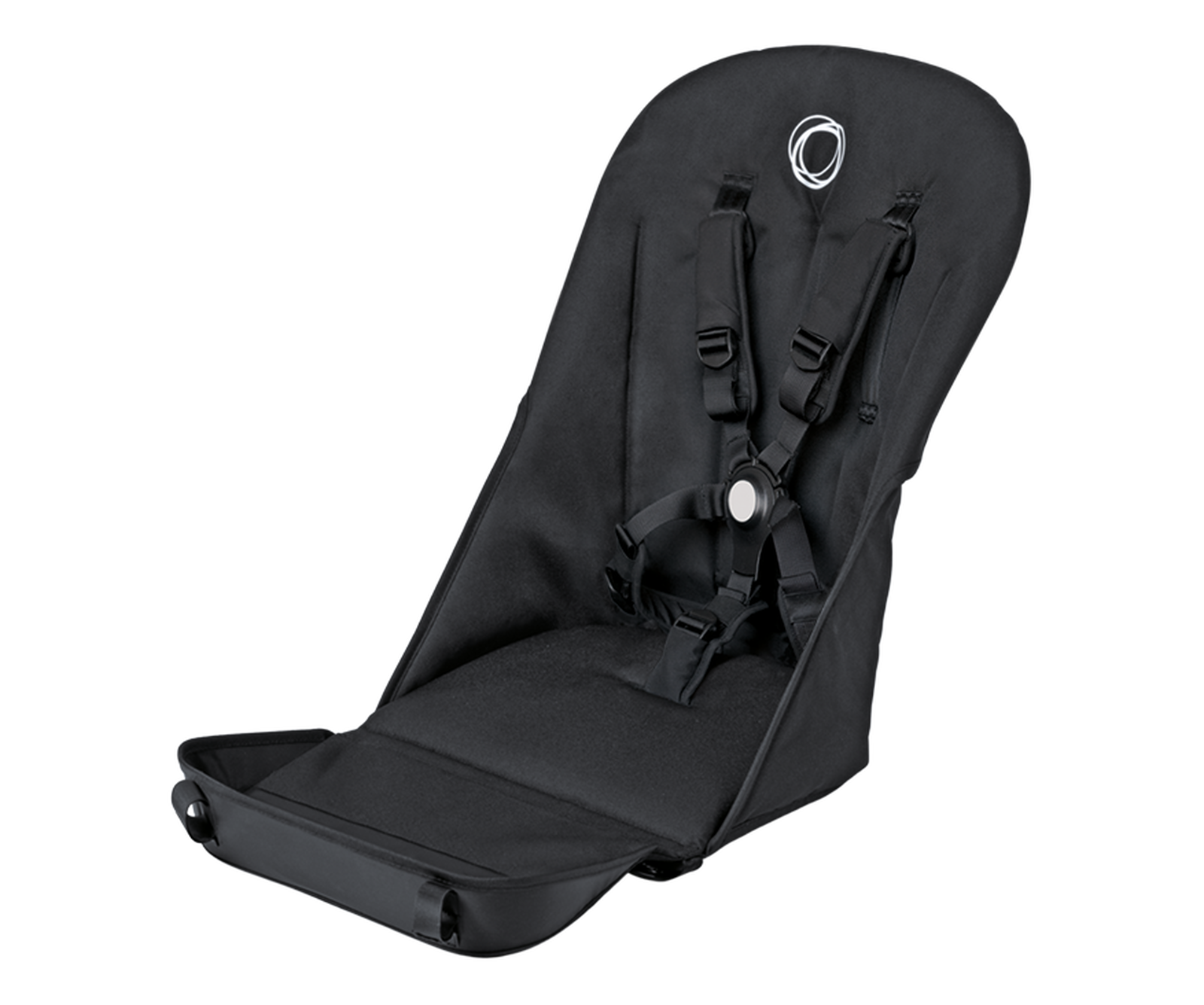Bugaboo Cameleon3 seat fabric BLACK