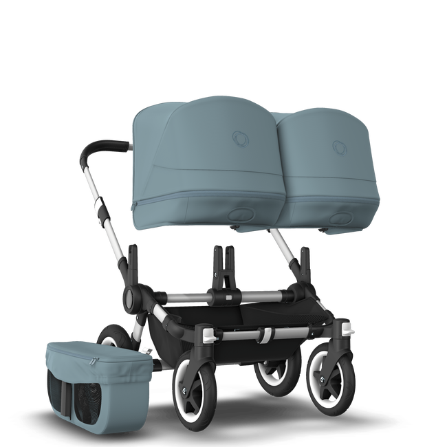 US - D2T stroller bundleTrack, ALU (OLD)