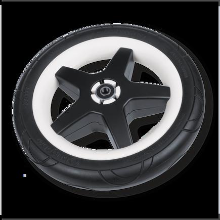Bugaboo Donkey/Buffalo 10inch front wheel BLACK