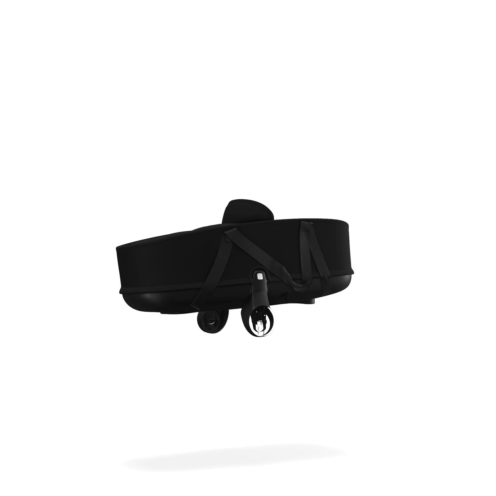 Bugaboo Bee5 bassinet complete BLACK