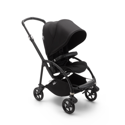 US - B6 seat stroller bundle black, black, black