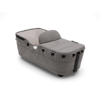 Bugaboo Lynx Mineral bassinet fabric complete LIGHT GREY