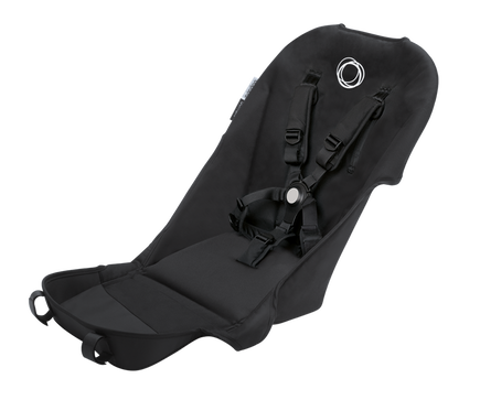 Bugaboo Buffalo seat fabric AU BLACK