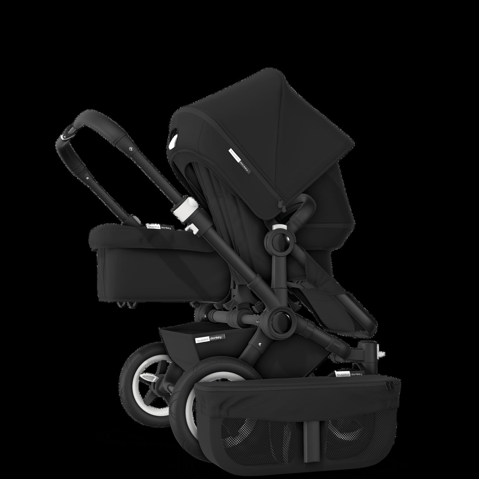 ASIA - D2D stroller bundleASIA BLACK/BLACK
