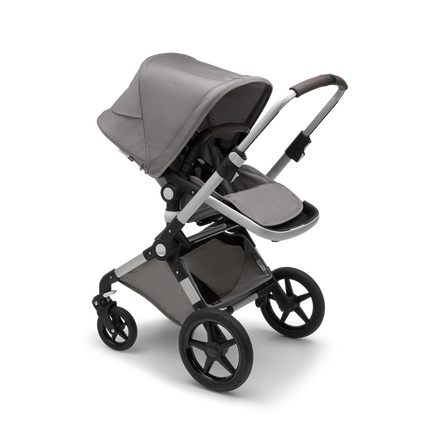 Bugaboo Lynx Mineral complete NA ALU/LIGHT GREY