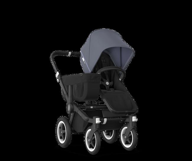 Bugaboo Donkey 2 Mono Seat and bassinet stroller