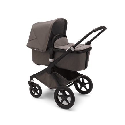 US - Bugaboo Fox2 mineral complete black taupe
