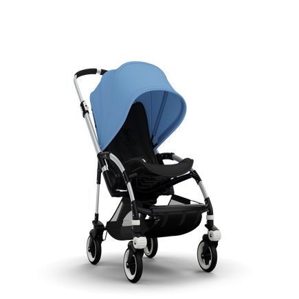 Bugaboo Bee3 sun canopy ICE BLUE (ext)