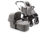 Bugaboo Donkey 2 Mono Seat and bassinet pram