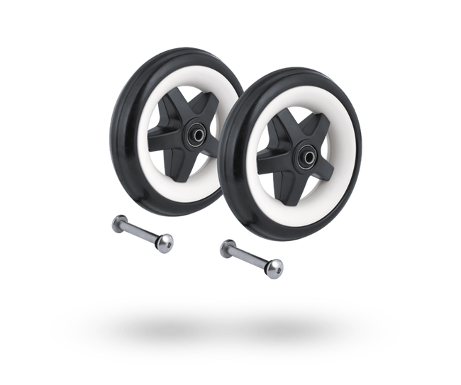Bugaboo Bee 3 rear wheels replacement set