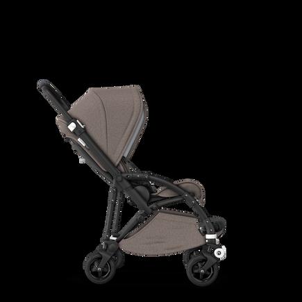 US - B5 stroller bundle black, mineral taupe