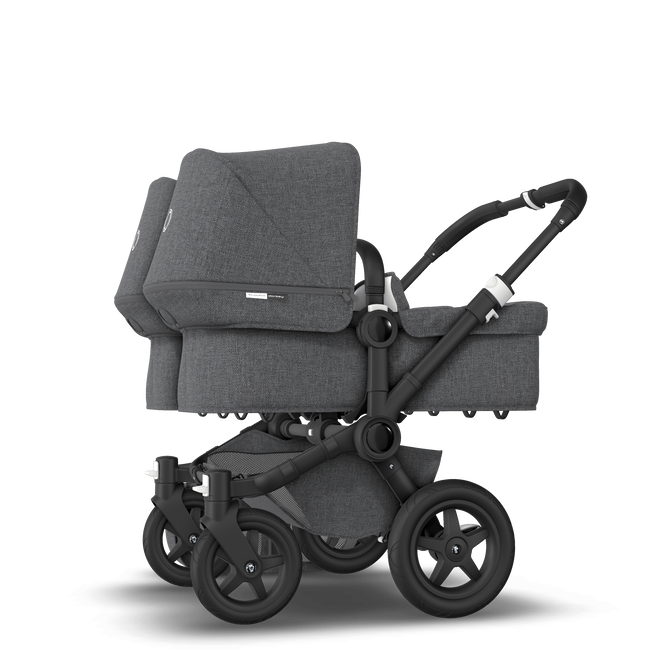 Bugaboo Donkey 2 Twin Seat and bassinet stroller | Bugaboo GB