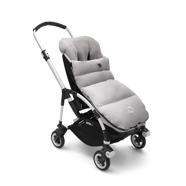 Bugaboo High Performance Footmuff+ ARCTIC GREY