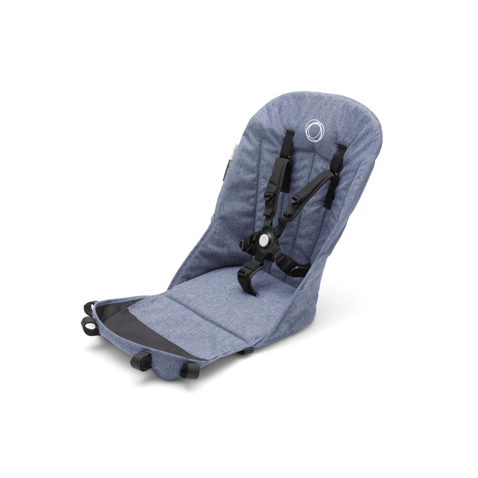 Bugaboo Cameleon 3 Plus seat fabric Blue Melange