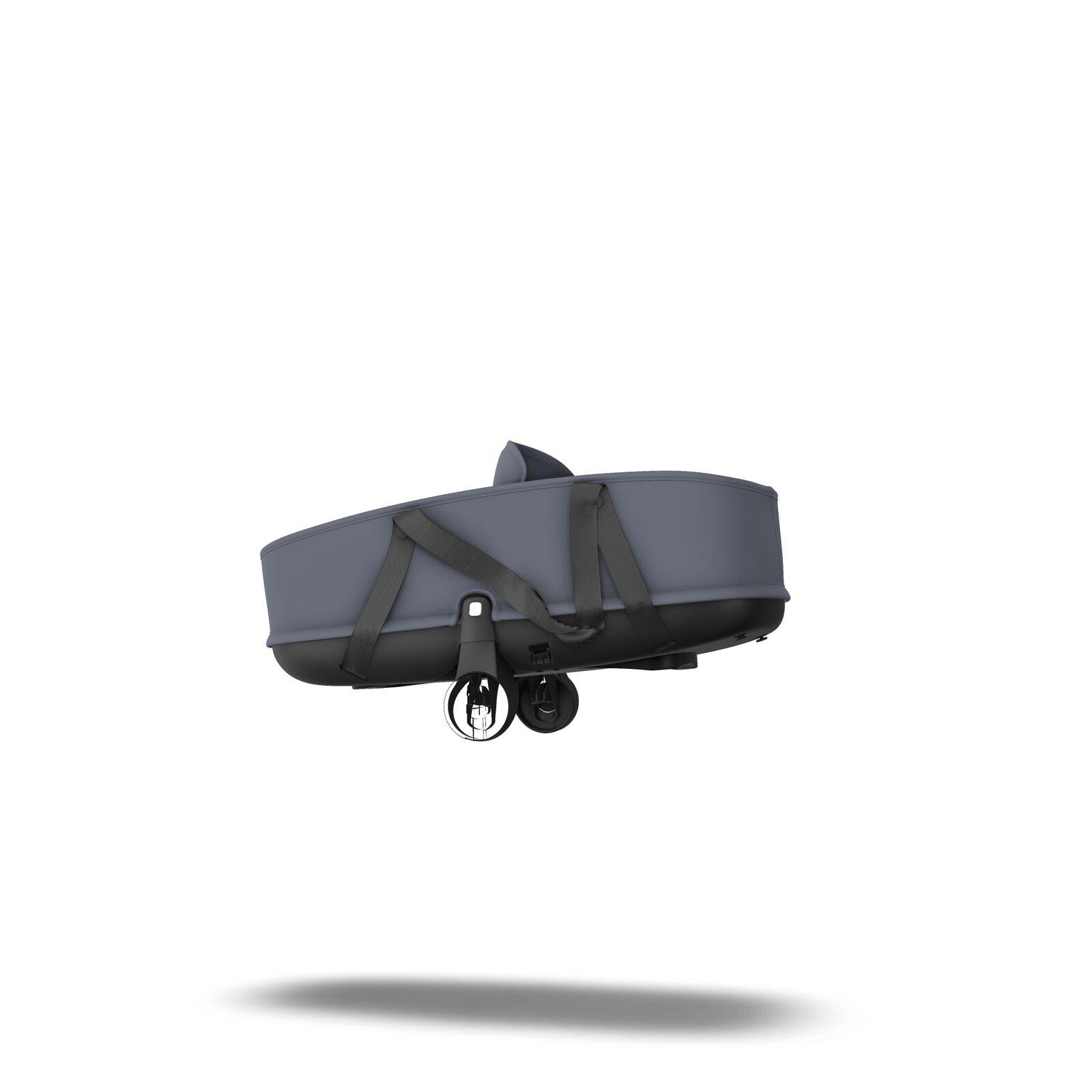 Bugaboo Bee 5 bassinet complete (including bassinet base)