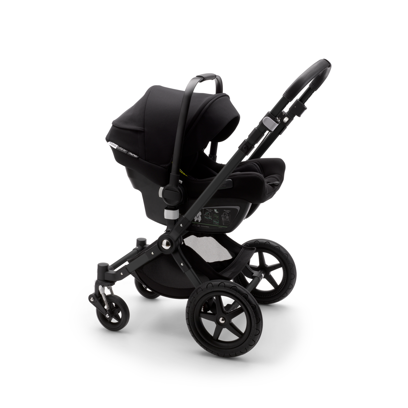 Silla de coche Bugaboo Turtle Air by Nuna