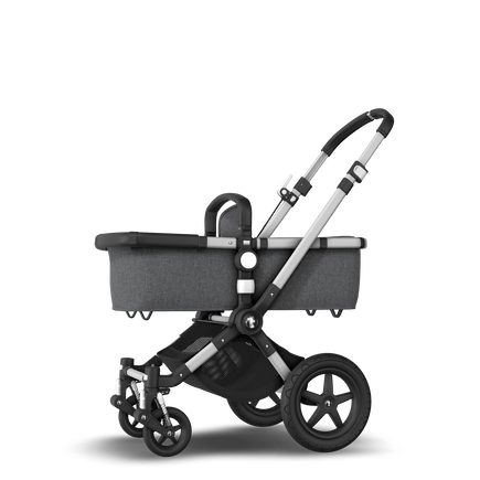 Bugaboo Cameleon3plus base ALU/GREY MELANGE