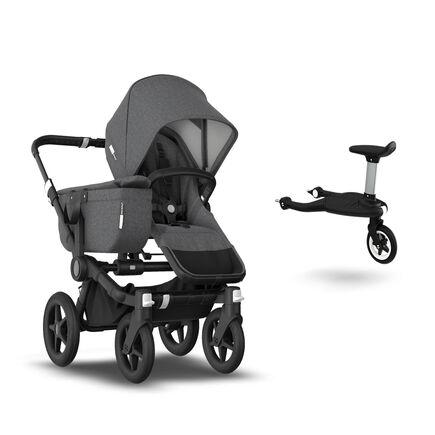 US - D3M black, GM, GM & Wheeled board