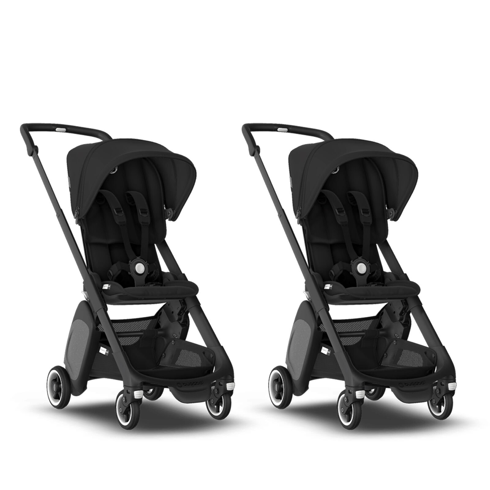 Two Bugaboo Ant strollers