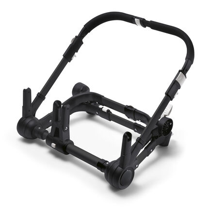 Bugaboo Donkey2 chassis ASIA BLACK