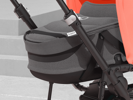 Bugaboo Bee5 bassinet complete CORAL