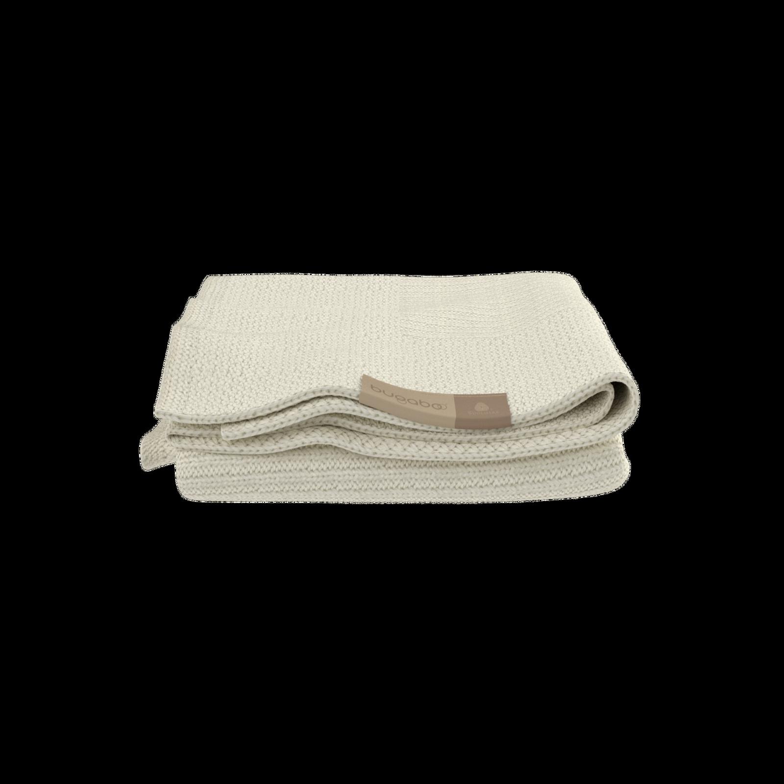Bugaboo Soft Wool Blanket OFF WHITE MELANGE