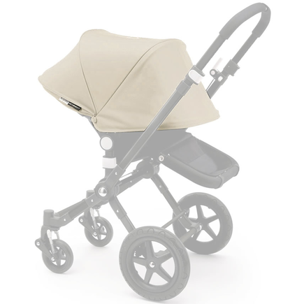Bugaboo Cameleon3 sun canopy OFF WHITE (ext)