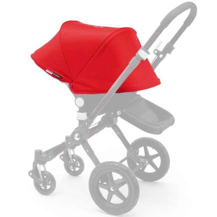 Bugaboo Cameleon3 sun canopy RED (ext)