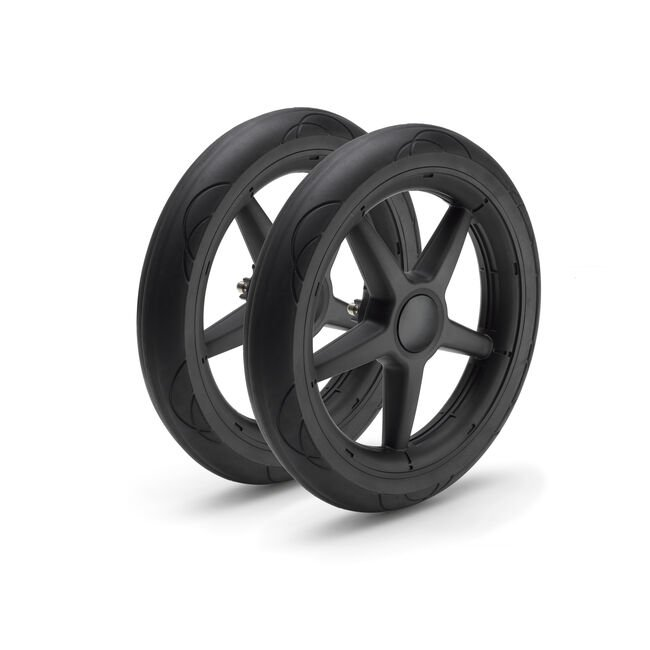Bugaboo Fox rear wheels Black