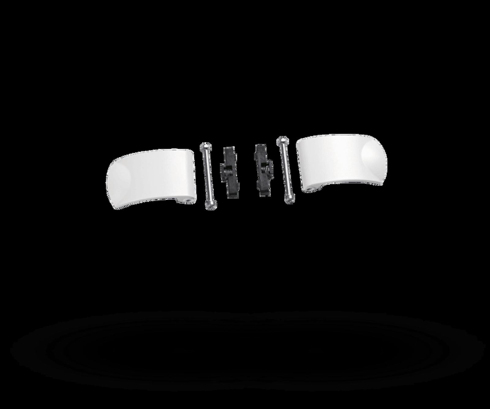 Bugaboo Donkey/Buffalo handlebar adjustment clips replacement set Black