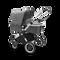 Bugaboo Lynx bassinet and seat pram