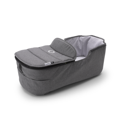 Bugaboo Fox 2 bassinet fabric set | GREY MELANGE (NR)