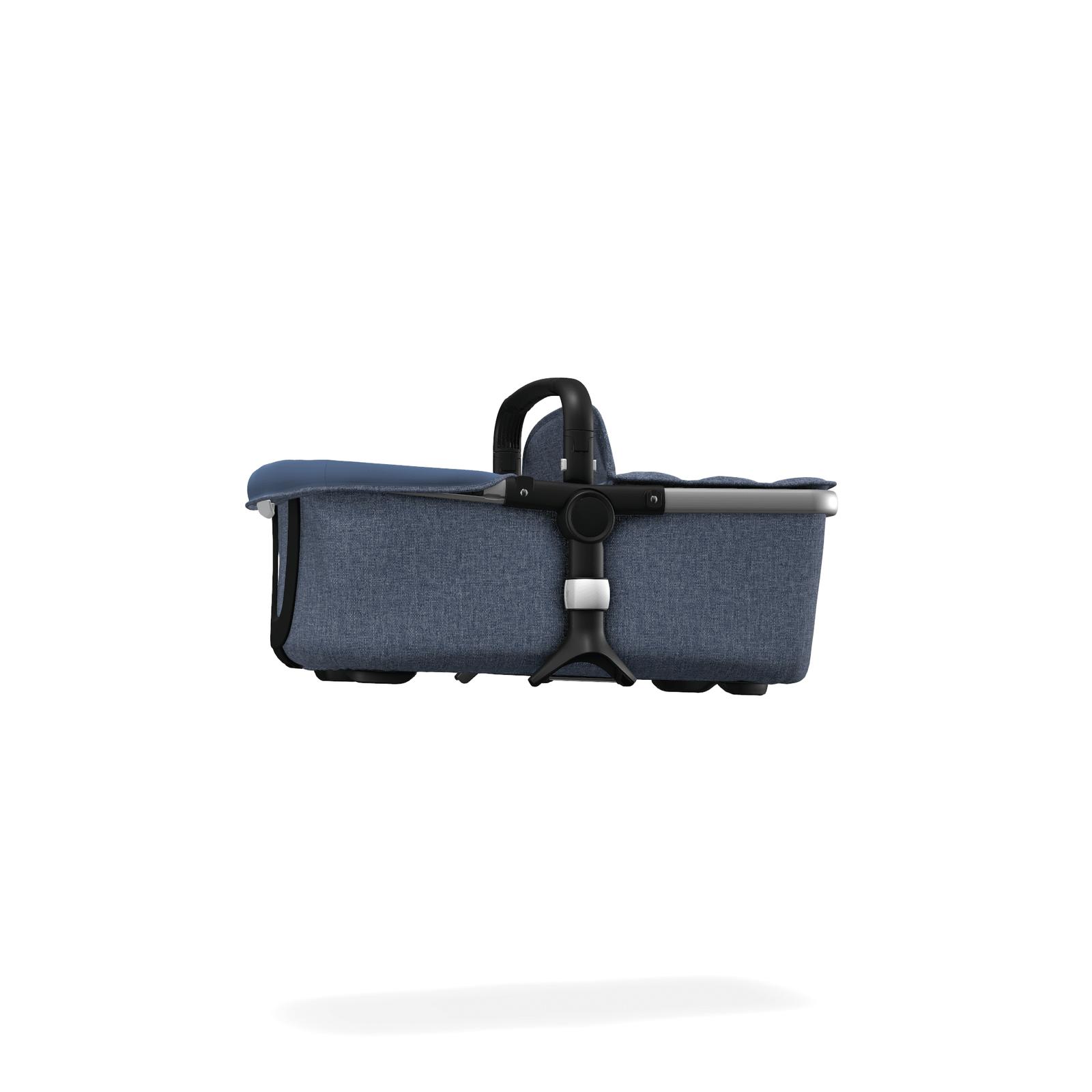 Bugaboo Fox bassinet fabric set BLUE MELANGE