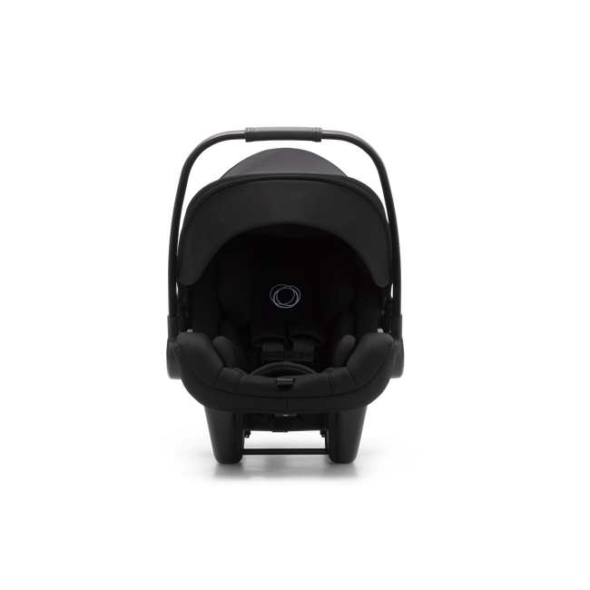 Bugaboo Turtle Air by Nuna car seat with recline base