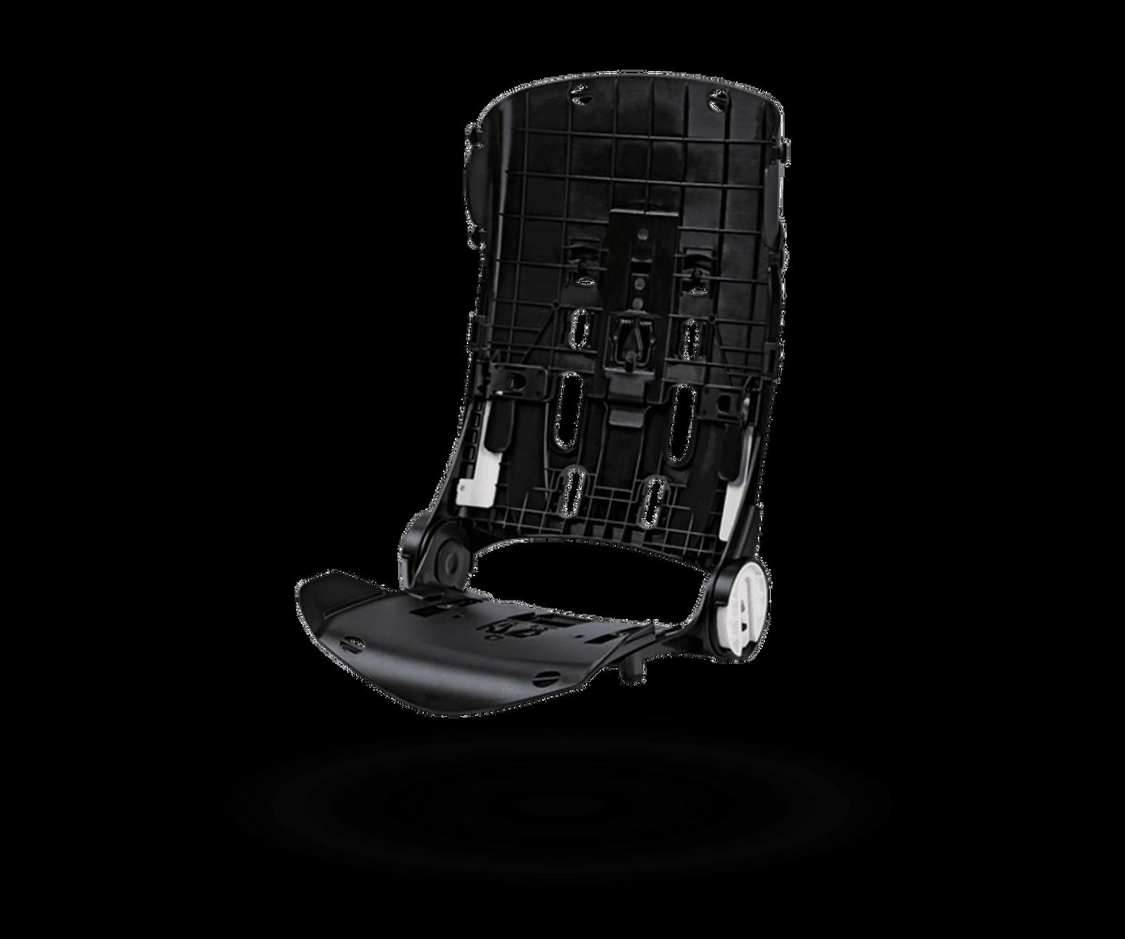 Bugaboo Bee 3 seat hardware Black