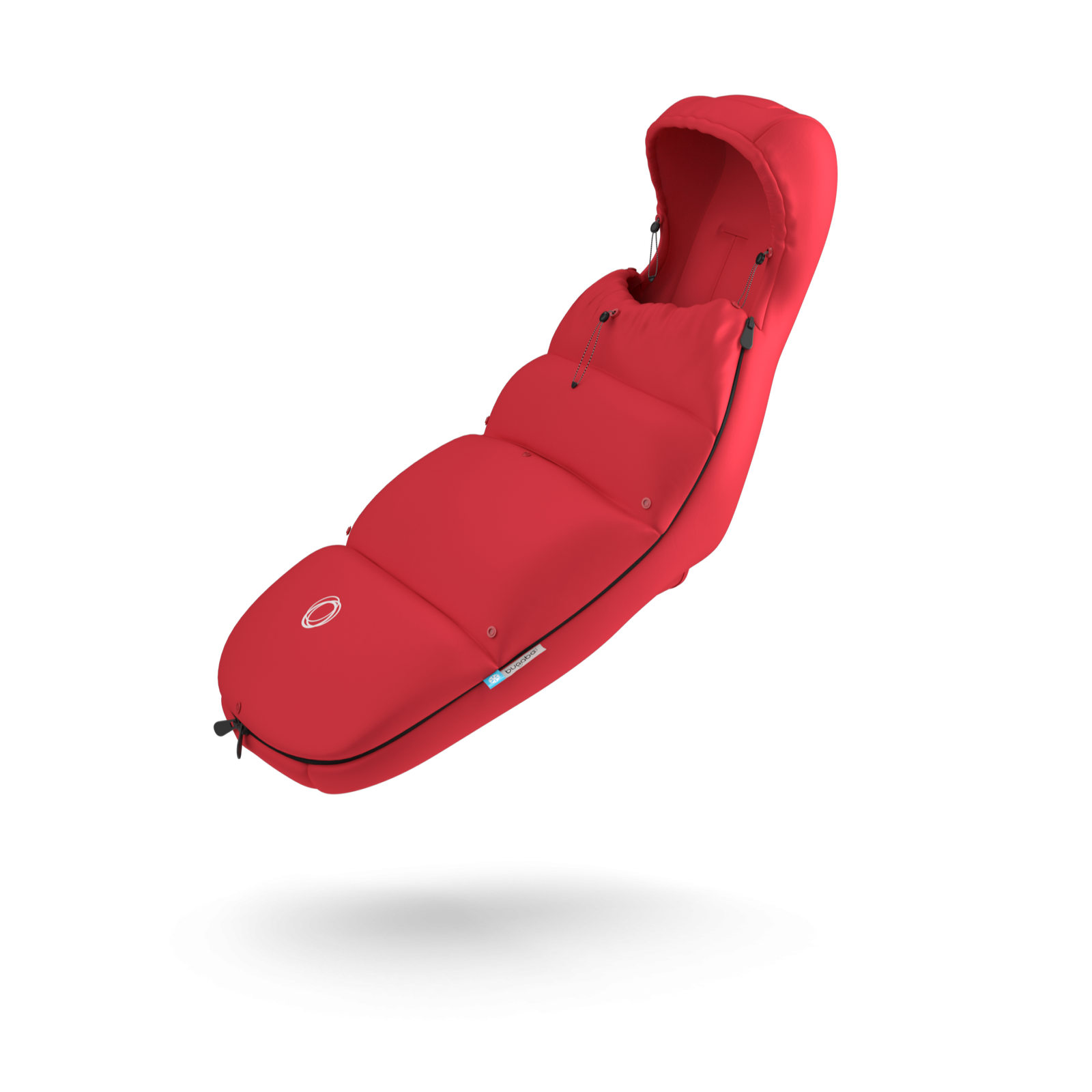 Bugaboo High Performance Footmuff+ NEON RED