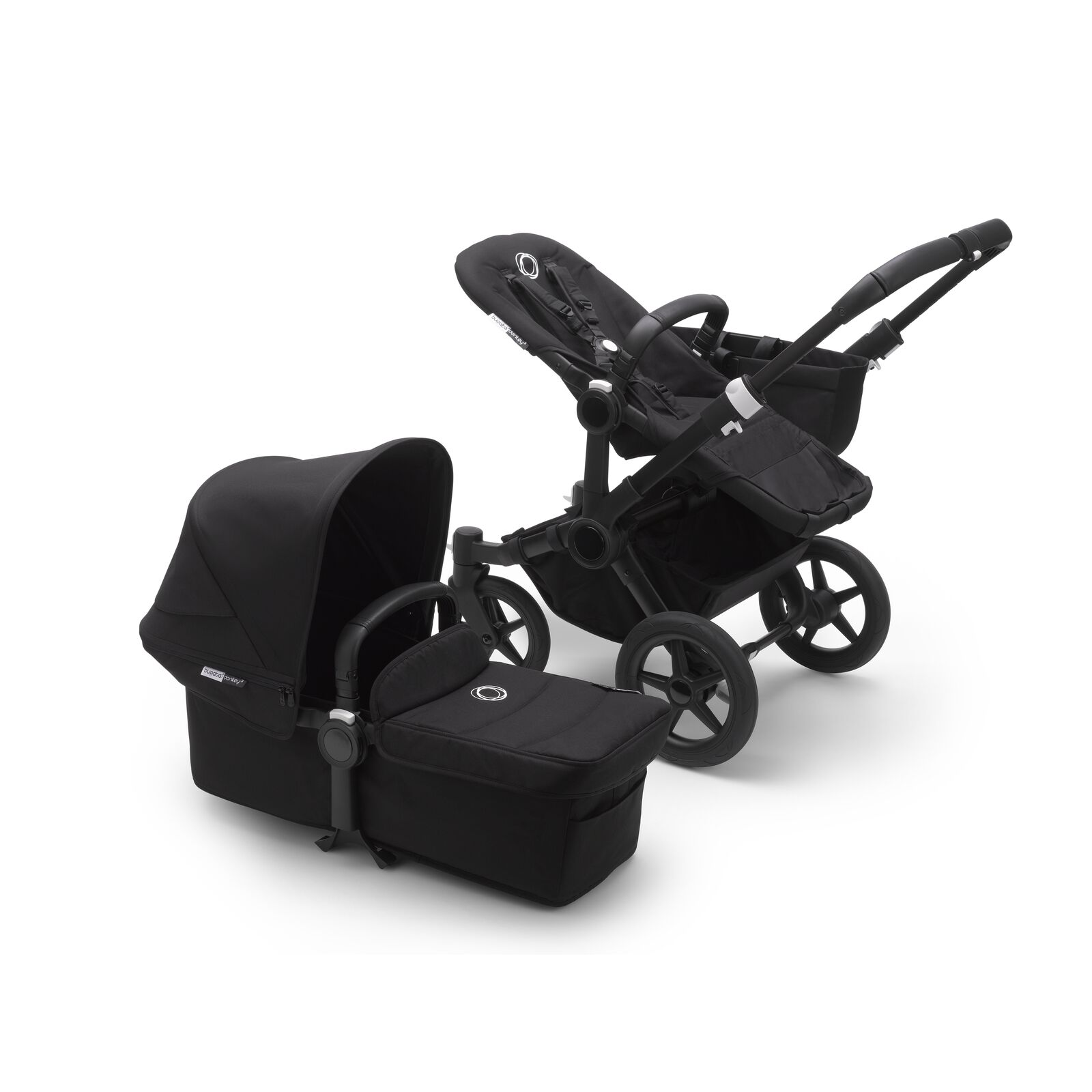 Bugaboo Donkey 3 mono bassinet and seat stroller