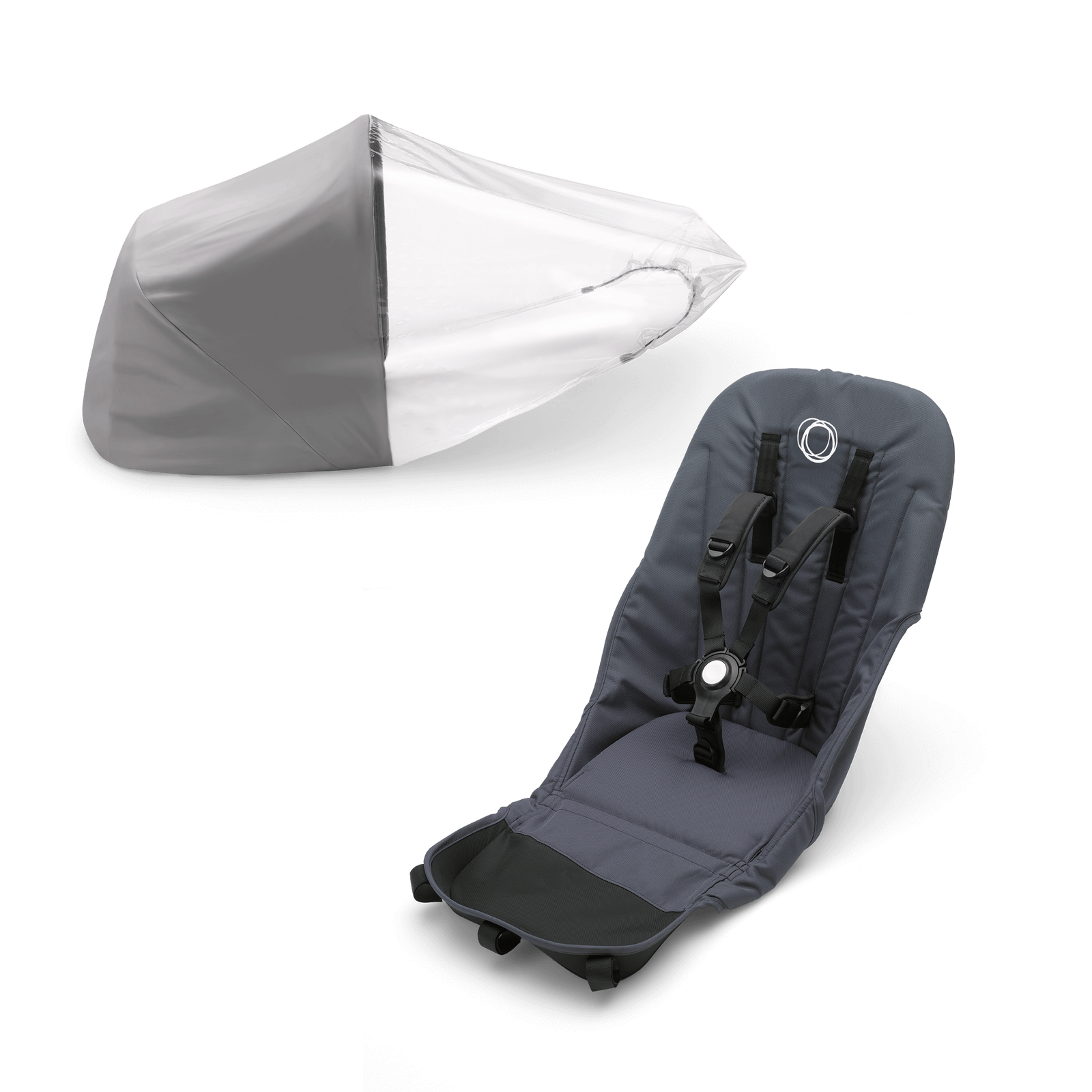 Habillage complémentaire Bugaboo Donkey 2 Duo